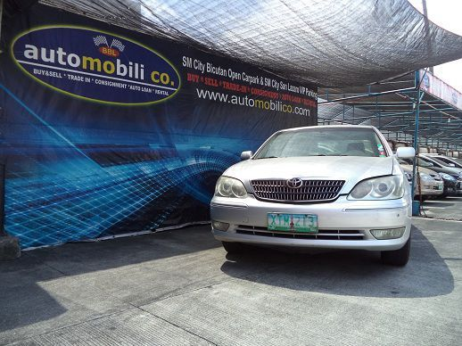 Used Toyota Camry V for sale in Paranaque City