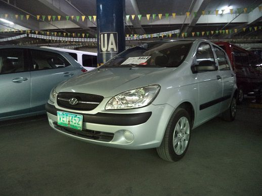 Pre-owned Hyundai Getz for sale in Paranaque City