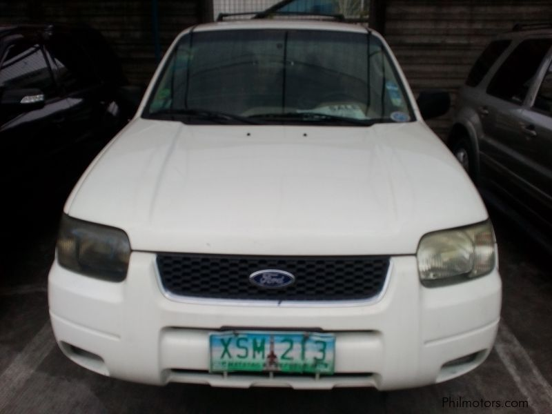 Used Ford Escape for sale in Paranaque City