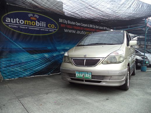 Pre-owned Nissan Serena for sale in Paranaque City