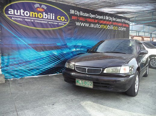Pre-owned Toyota Corolla Gli for sale in Paranaque City