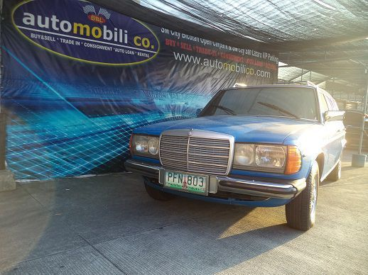 Pre-owned Mercedes-Benz 240TD for sale in Paranaque City
