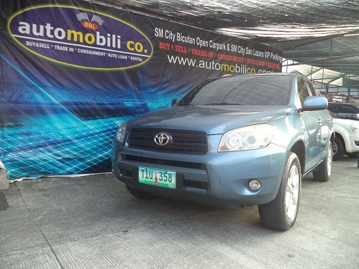 Pre-owned Toyota RAV4 for sale in Paranaque City