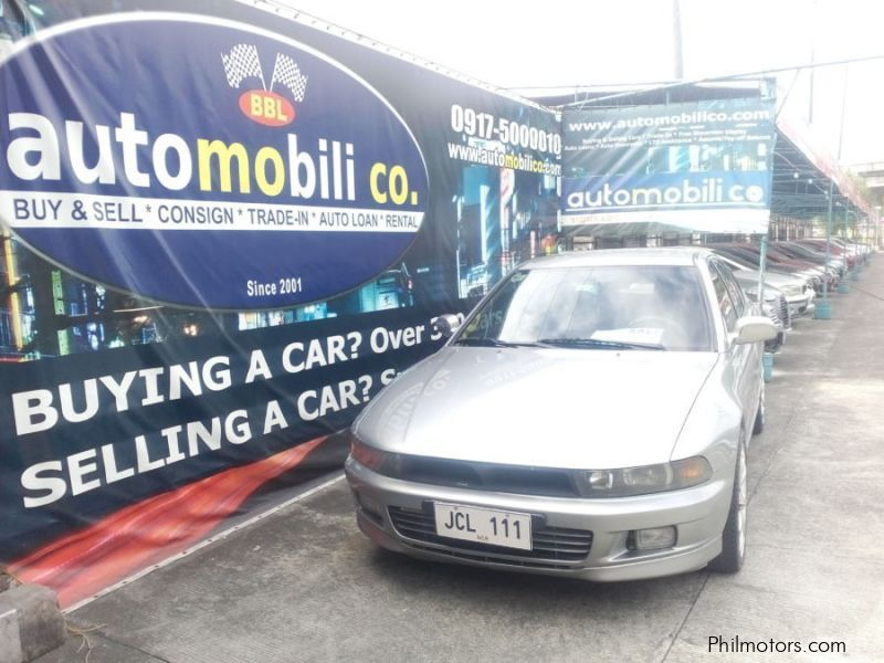 Pre-owned Mitsubishi Galant VGR for sale in Paranaque City