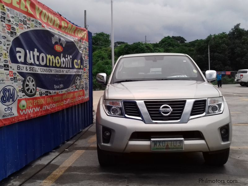 Pre-owned Nissan Frontier Navara for sale in