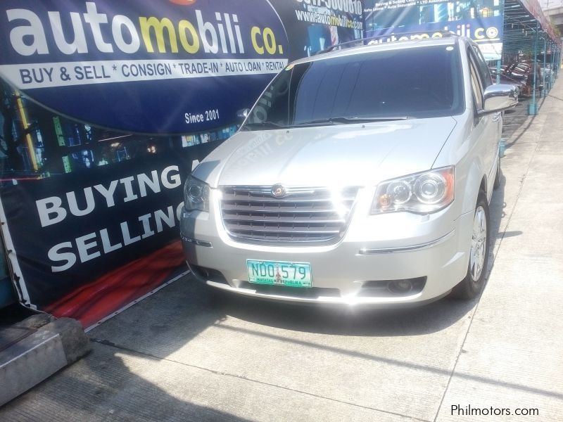 Used Chrysler Town and Country for sale in Paranaque City