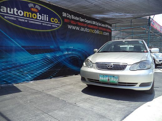 Used Toyota Altis E for sale in Paranaque City