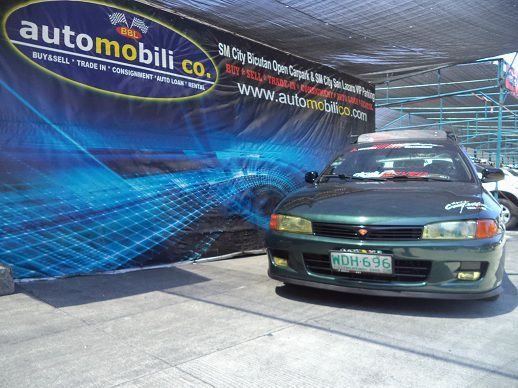 Pre-owned Mitsubishi Lancer EL for sale in Paranaque City