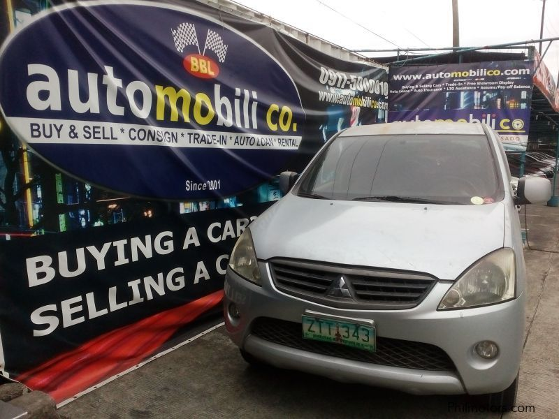 Pre-owned Mitsubishi Fuzion for sale in Paranaque City
