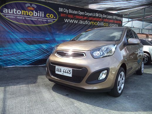 Pre-owned Kia Picanto for sale in Paranaque City
