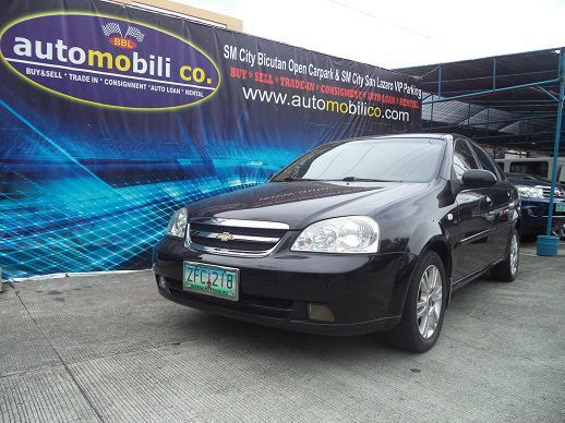 Pre-owned Chevrolet Optra LS for sale in Paranaque City