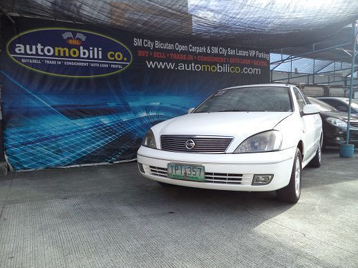 Pre-owned Nissan Sentra Gx for sale in Paranaque City