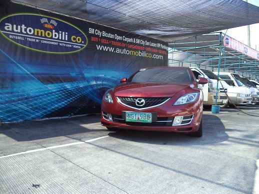 Used Mazda 6 for sale in Paranaque City
