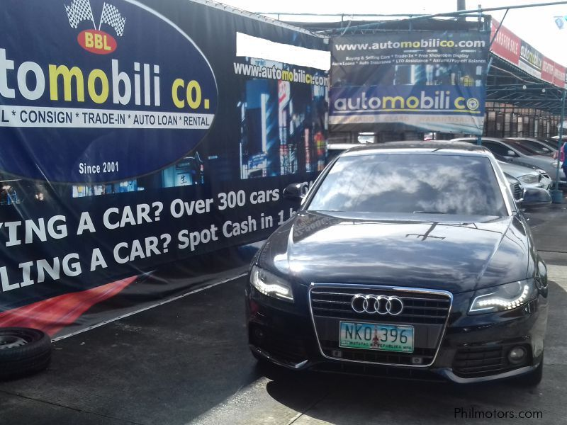 Pre-owned Audi A4 for sale in Paranaque City