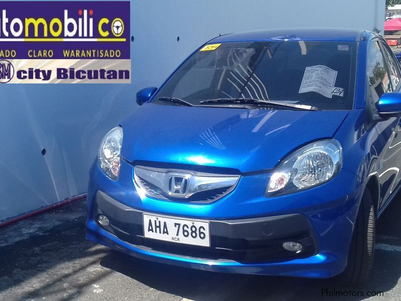 Pre-owned Honda Amaze for sale in Paranaque City