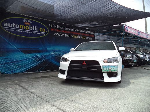 Pre-owned Mitsubishi Lancer Ex Gls for sale in Paranaque City