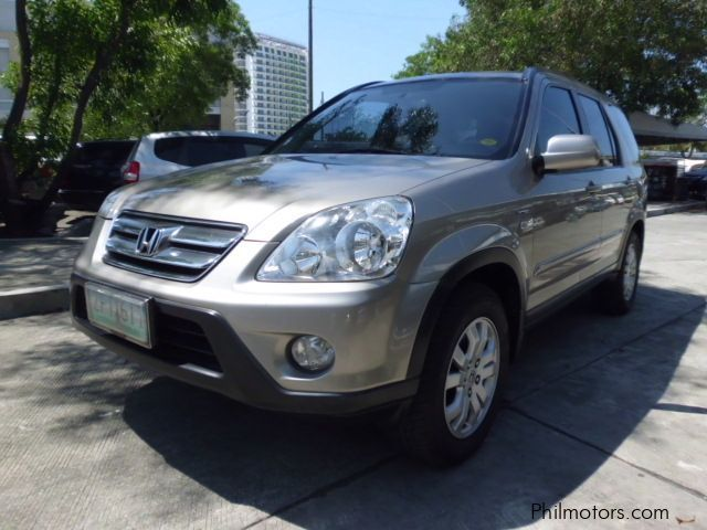 Used Honda CR-V in Philippines