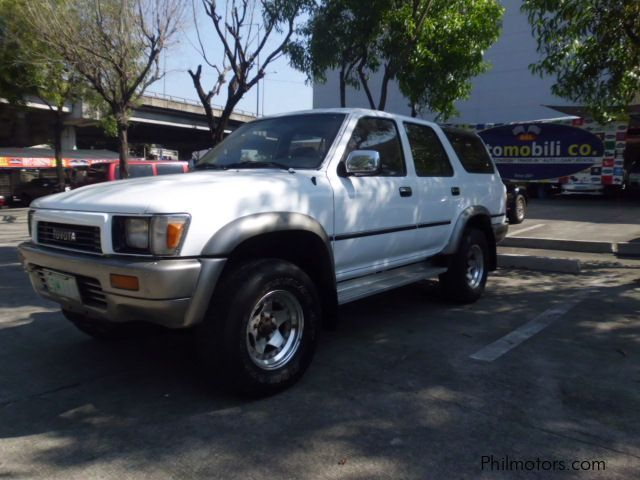Used Toyota Hilux Surf for sale in Paranaque City