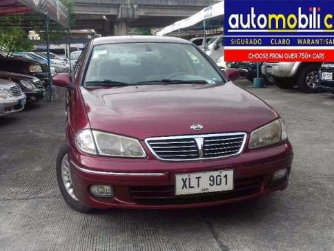 Pre-owned Nissan Exalta for sale in