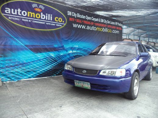 Used Toyota Corolla XL for sale in Paranaque City