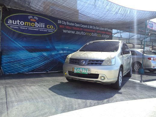 Pre-owned Nissan Grand Livina for sale in Paranaque City