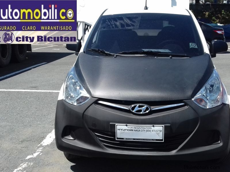 Pre-owned Hyundai Eon for sale in Paranaque City