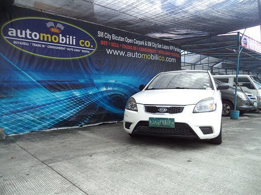 Pre-owned Kia Rio Lx for sale in Paranaque City