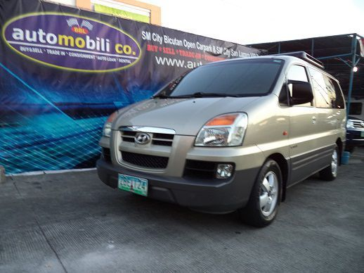 Used Hyundai Starex Gold for sale in Paranaque City