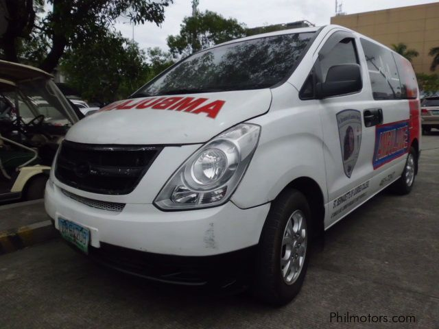Used Hyundai Starex TCi in Philippines