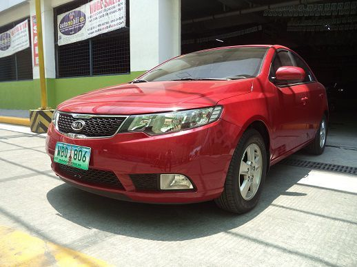 Pre-owned Kia Forte for sale in Paranaque City