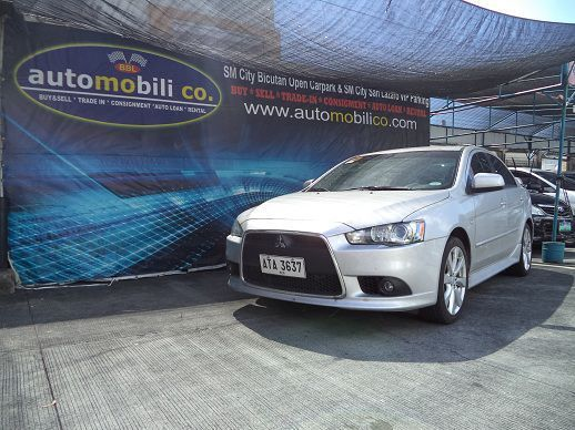 Pre-owned Mitsubishi Lancer Ex Gta for sale in Paranaque City