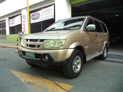 Used Isuzu Sportivo for sale in Paranaque City