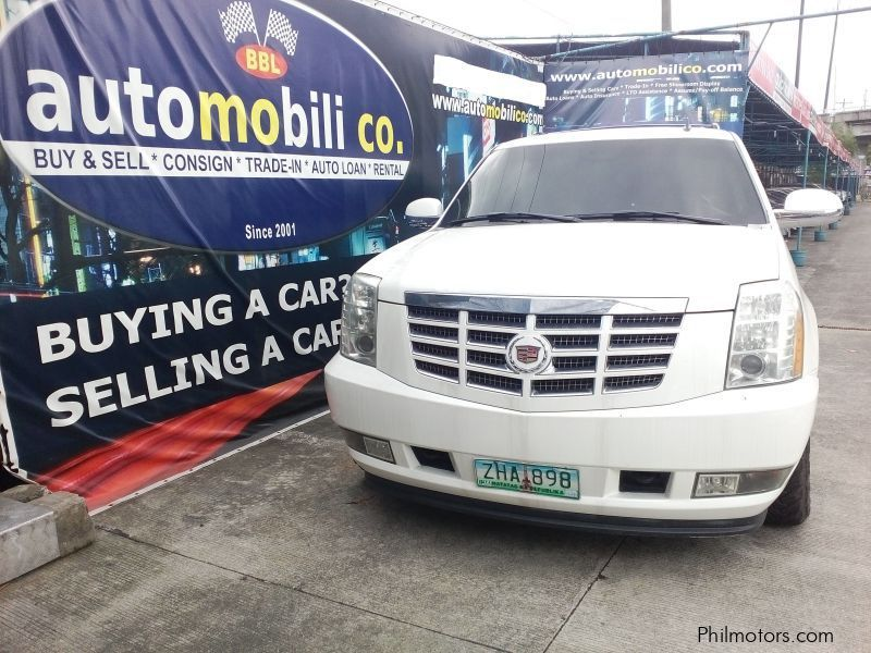 Pre-owned Cadillac Escalade for sale in Paranaque City