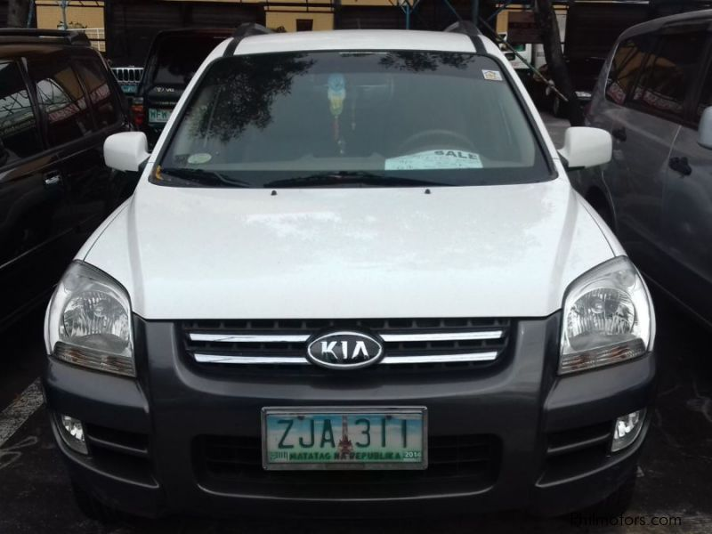 Pre-owned Kia Sportage for sale in Paranaque City