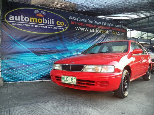 Used Nissan Sentra EX Saloon for sale in Paranaque City