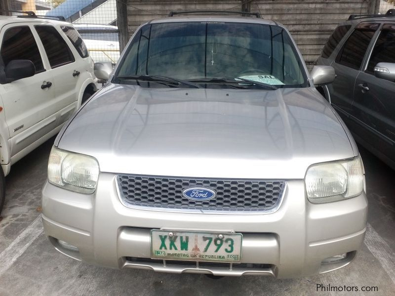 Pre-owned Ford Escape for sale in Paranaque City