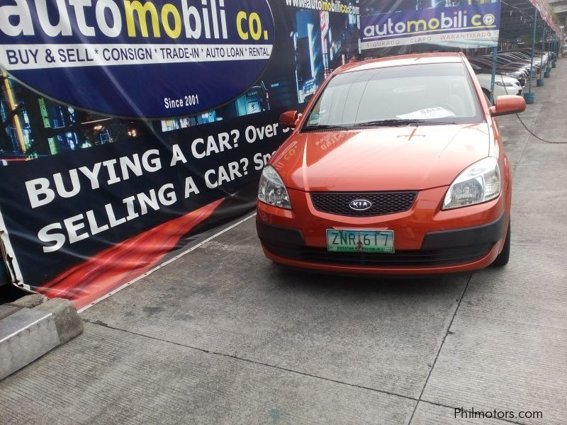 Pre-owned Kia Rio for sale in Paranaque City