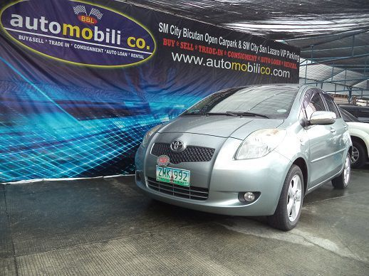 Used Toyota Yaris for sale in Paranaque City