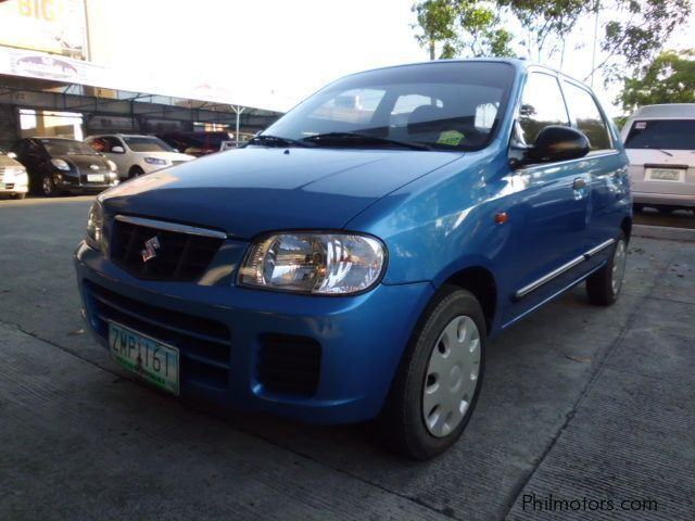 Used Suzuki Alto in Philippines
