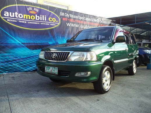 Used Toyota Revo  for sale in Paranaque City