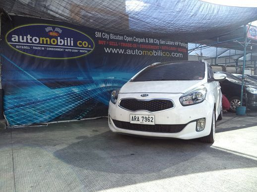 Pre-owned Kia Carens Ex Crdi for sale in Paranaque City