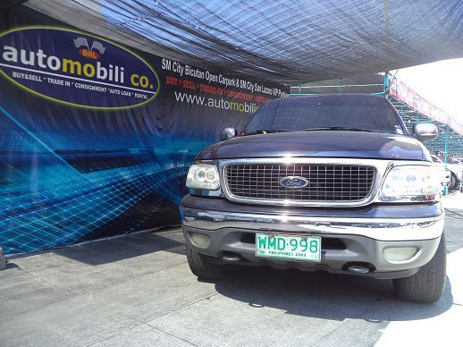 Used Ford Expedition XLT for sale in Paranaque City