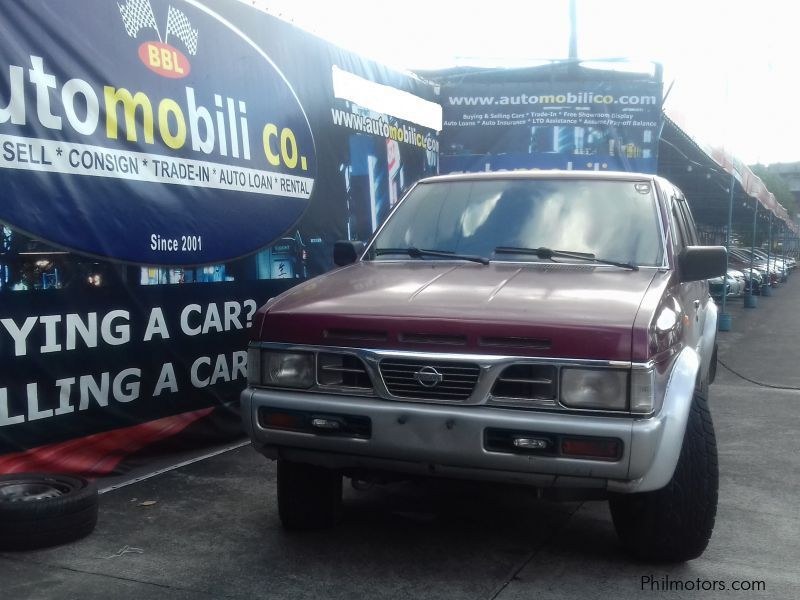 Used Nissan Terrano 4x4 for sale in Paranaque City