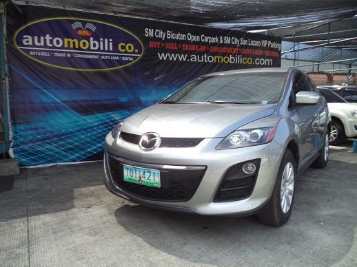 Used Mazda CX7 for sale in Paranaque City