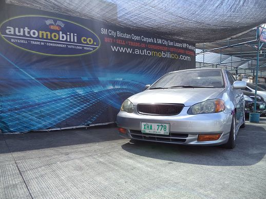 Pre-owned Toyota Altis  for sale in Paranaque City
