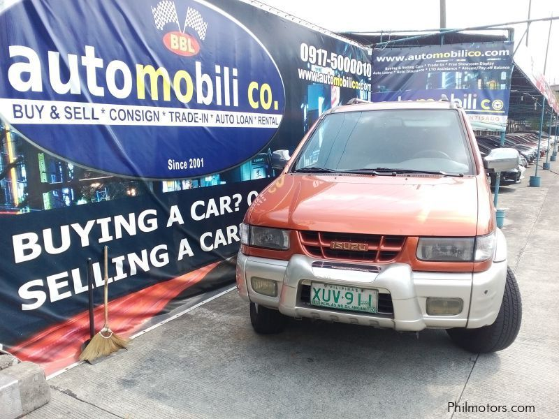 Pre-owned Isuzu Crosswind for sale in Paranaque City