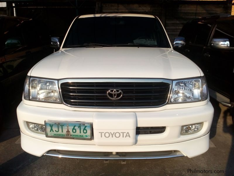 Pre-owned Toyota Land Cruiser for sale in Paranaque City