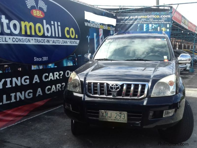 Used Toyota Land Cruiser GX for sale in Paranaque City