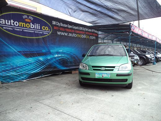 Used Hyundai Getz GL for sale in Paranaque City