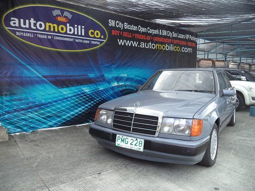 Pre-owned Mercedes-Benz 230E for sale in Paranaque City